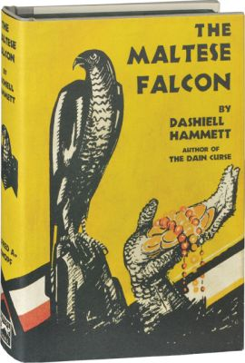Crime Read-Along, June 2012: Discussion of Dashiell Hammett's THE MALTESE FALCON