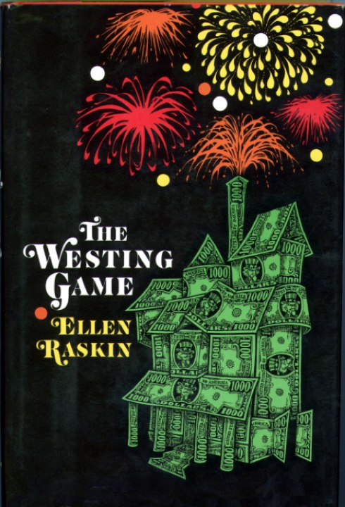 Crime Read-Along August 2012: Ellen Raskin's THE WESTING GAME