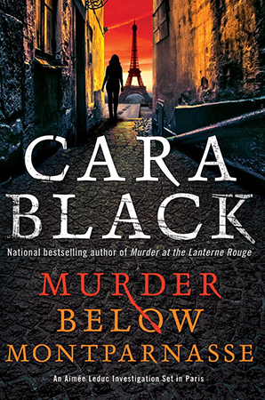 "Soho Press Announces the Winner of the ""Win a Killer Trip to Paris with Cara Black"" Sweepstakes"