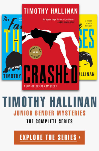 Timothy Hallinan Soho Press border=