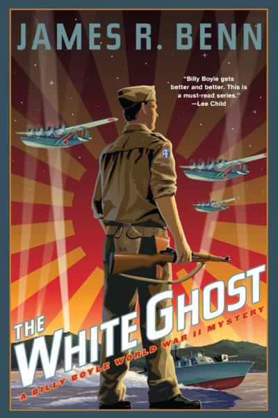 White Ghost Cov