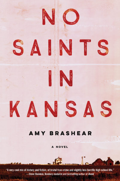 No Saints In Kansas Soho Press Bold Literary Voices Award