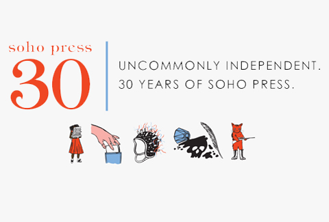 30 Books For 30 Years Of Soho Press Soho Press