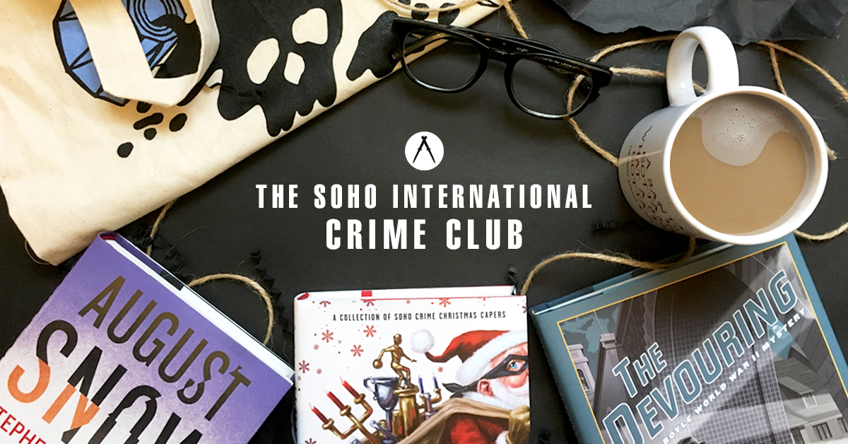 A New Mystery Every Month, Handpicked and Delivered to You - Soho Press